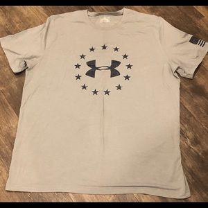 Under Armour Men's Freedom T Shirt